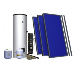 Solaranlage Komplett Set TLPAm-300W