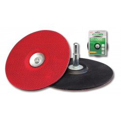 Sanding disc for a drill