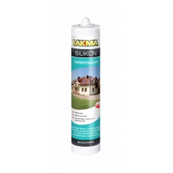 Universal Silicone Sealant white 300 ml