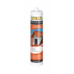 Rubber roofing sealant 300 ml transparent