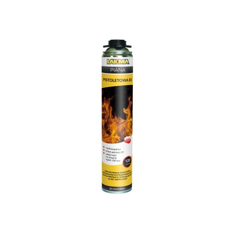 Gunfoam Fire Rated Lakma 750 ml
