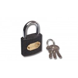 Cast Iron padlock 63 mm