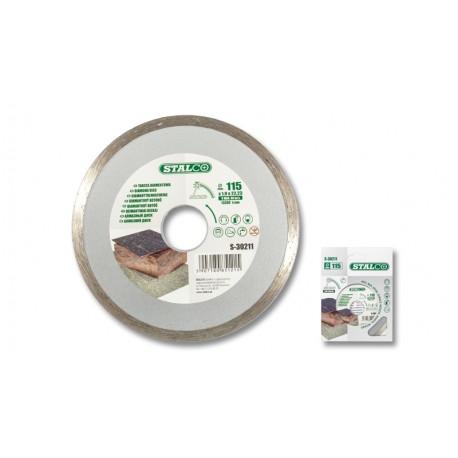 Continuous diamond disc Ø12,5 cm