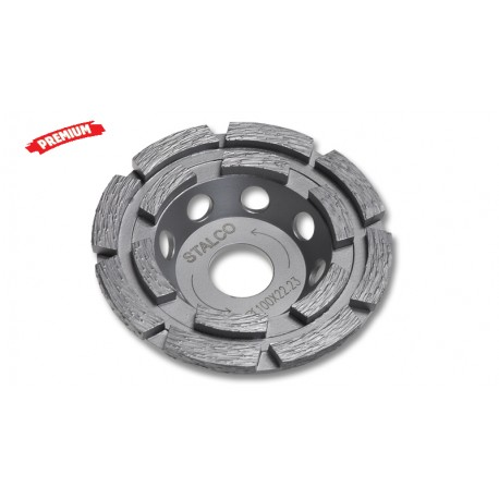Diamond grinding disc Ø18 cm