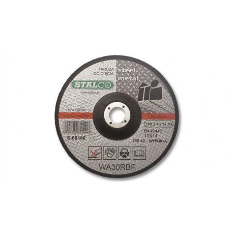 Convex cutting disc for metal Ø12,5 cm