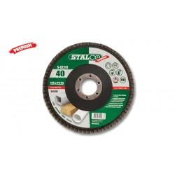 Tarcza listkowa ALOTEX STALCO 125 gr. 40