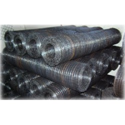 Welded steelgrid 1x10 m