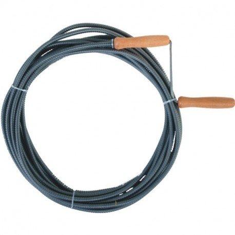 Spirala do udrażniania kanalizacji śr. 8 mm dł. 10 m