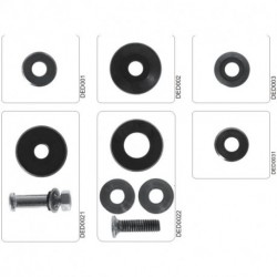 Rad für Kachelmedium 15 mm dick 1,5 mm