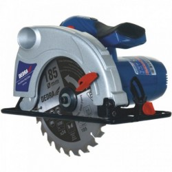 1.5 kW hand saw 185 mm, cutting thickness 62 mm