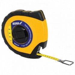 Steel tape measure, 20 mx 12.5 mm