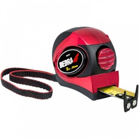 Measure 3 m / 16 mm red