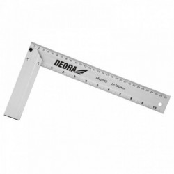 Aluminum construction angle 35x18 cm