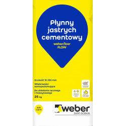 Fließestrich Weber.floor FLOW, 25 kg