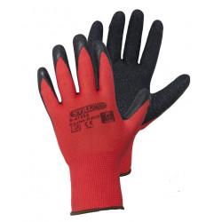 Rękawice poliestrowe S-Latex R