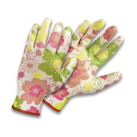 Rękawice poliestrowe