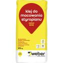 Polystyrene Adhesive Weber KS112, 25 kg