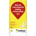 Mineral Wool Adhesive Weber KS 131, 25 kg