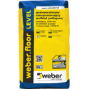 Self-levelleing flooring groundwork Weber.floor LEVEL, 25 kg