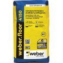 Self-levelleing flooring groundwork 4150 WEBER, 25 kg