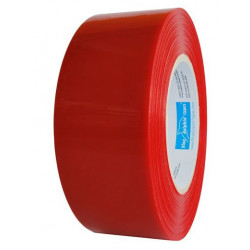 Protective tape 4.8 cm x 50 m red outer