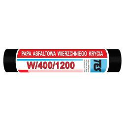 Asphalt Dachbahn W/400/1200, 15 m²