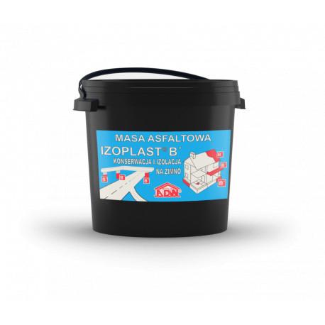 Abdichtung der Betonuntergründe Izoplast B, 20 kg
