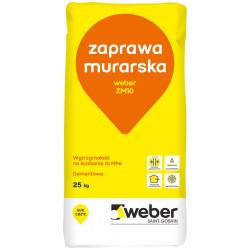 Mauermörtel Weber ZM10 25 kg