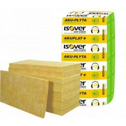 Isover Aku-board from mineral wool 10 cm