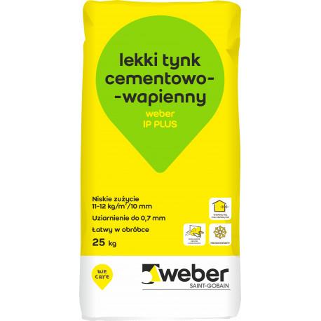 Weber IP PLUS 25 kg
