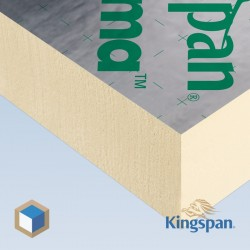 Płyta PIR 10 cm THERMA TF70 1200x600 - 2,88 m²/opakowanie