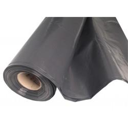 Folia budowlana izolacyjna grubość 0,5 mm, rolka 4x25 m, czarna