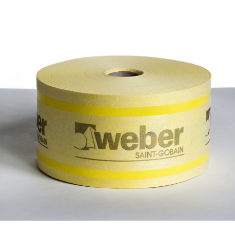 Weber.tec 828 DB150 10mb - taśma uszczelniająca