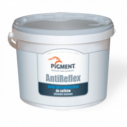 Paint PIGMENT ANTIREFLEX 5L Ceiling