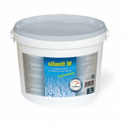 Paint PIGMENT SILANITE In 3 kg white powder