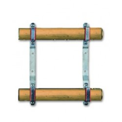 """Steel Central Heating Separator 1"""" (from 2 to 10 sections)"""