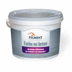Paint PIGMENT for concrete silicone-acrylic 1L grey