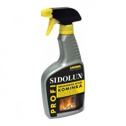 Sidolux zur Reinigung von Kaminen 0,5L