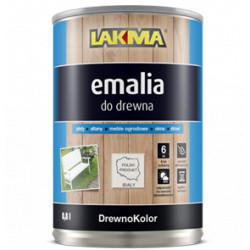 Emalia biała połysk 800 ml DREWNOKOLOR