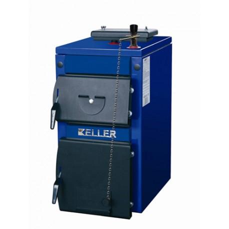 Festbrennstoffkessel für Holz & Kohle KELLER KW 14 kW