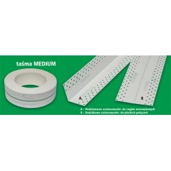 Drywall Joint Tape Inside corners MEDIUM 10 m