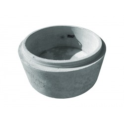 Concrete Shaft Ring SR-F 1500x500 with base