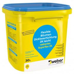 Weber.tec Superflex 2K 30L