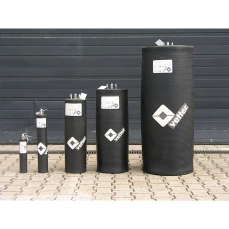Korek uszczelniający 50 do 100cm typ RDK 50/100 1,5 bar