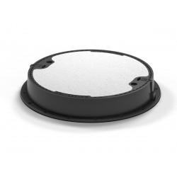 Właz DO 600 H140 betonowany Hydro-Top bez wentylacji
