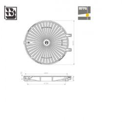 Schacht DO 800 Gel H115