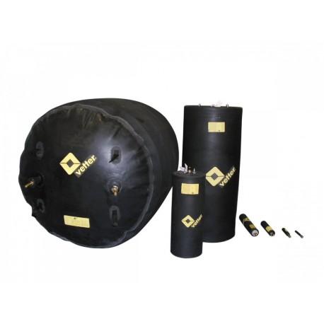 Korek uszczelniający 140 do 170cm typ RDK 140/170 0,5 bar