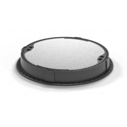 Manhole DO 680 bet H100 DIN Hydrotop without vent