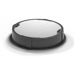 Właz DO 680 H140 DIN betonowany Hydro-Top bez wentylacji